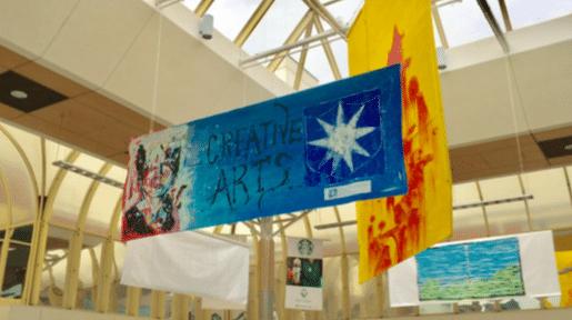 Creative Arts banner